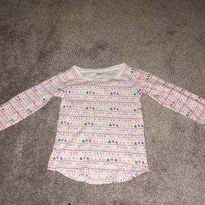 Girls size S 6 long sleeve Circo shirt